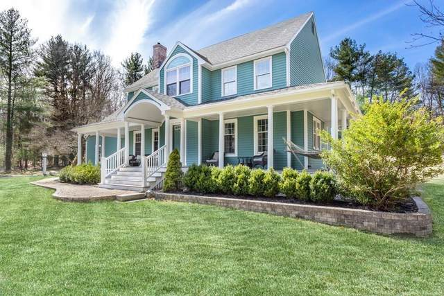 10 Peppermill Lane, Franklin, MA 02038 (MLS #72641260) :: Westcott Properties