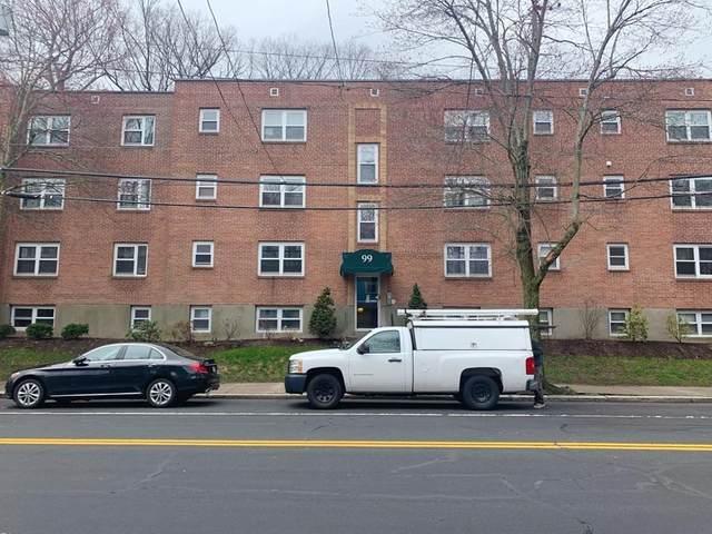 99 Chestnut St #2, Brookline, MA 02445 (MLS #72641261) :: Westcott Properties