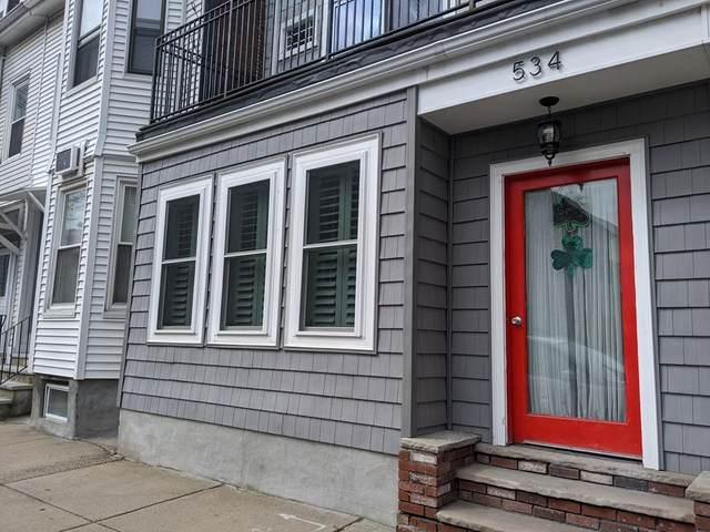534 E 7th #3, Boston, MA 02127 (MLS #72641265) :: Westcott Properties