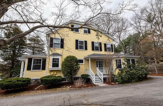 9 Blake Road, Lexington, MA 02420 (MLS #72641269) :: Westcott Properties