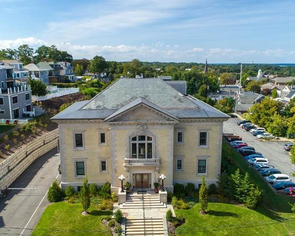 7 Russell St #102, Plymouth, MA 02360 (MLS #72641282) :: The Seyboth Team