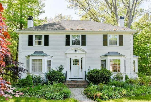 184 Islington Rd, Newton, MA 02466 (MLS #72641287) :: Trust Realty One