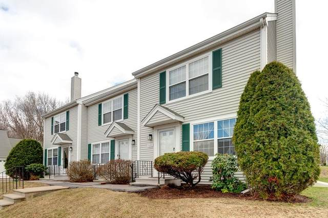1601 Forest Park Dr #1601, Auburn, MA 01501 (MLS #72641302) :: The Duffy Home Selling Team