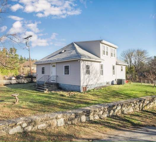 1433 Mammoth Rd, Dracut, MA 01826 (MLS #72641306) :: EXIT Cape Realty