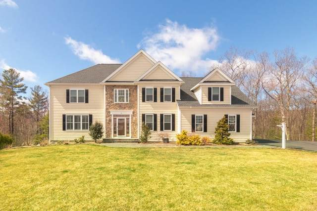 42 Paul E Robitaille Way, North Attleboro, MA 02760 (MLS #72641309) :: EXIT Cape Realty