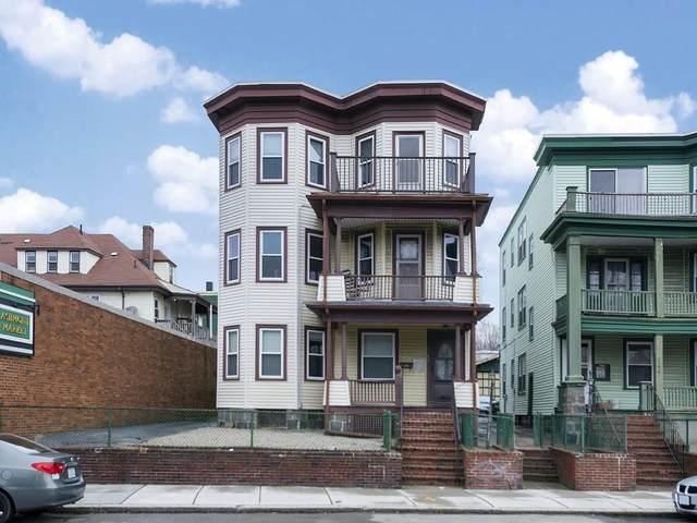 640 Adams St, Boston, MA 02122 (MLS #72641322) :: Charlesgate Realty Group