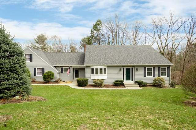 167 Meadow Wood Dr., Holden, MA 01520 (MLS #72641346) :: The Duffy Home Selling Team