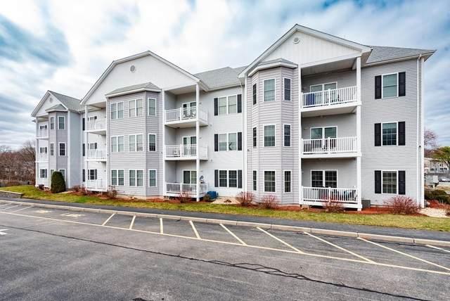 10 Felton St #205, Brockton, MA 02301 (MLS #72641350) :: The Gillach Group