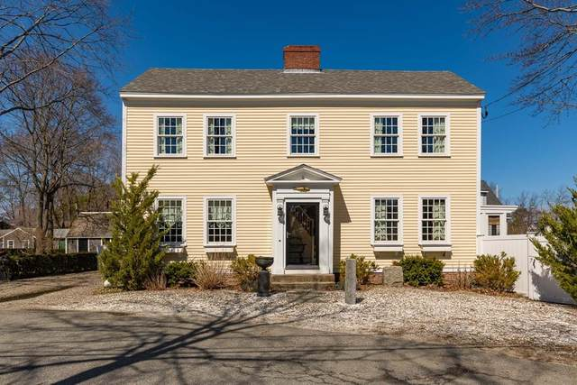 11 Fourth Street, Salisbury, MA 01950 (MLS #72641352) :: The Gillach Group