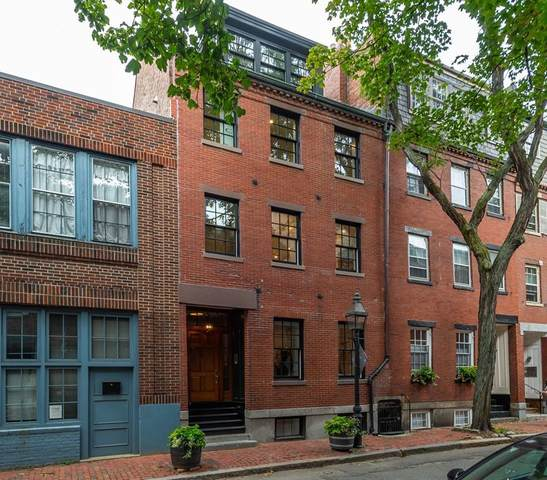 18 Melrose St #1, Boston, MA 02116 (MLS #72641409) :: The Gillach Group