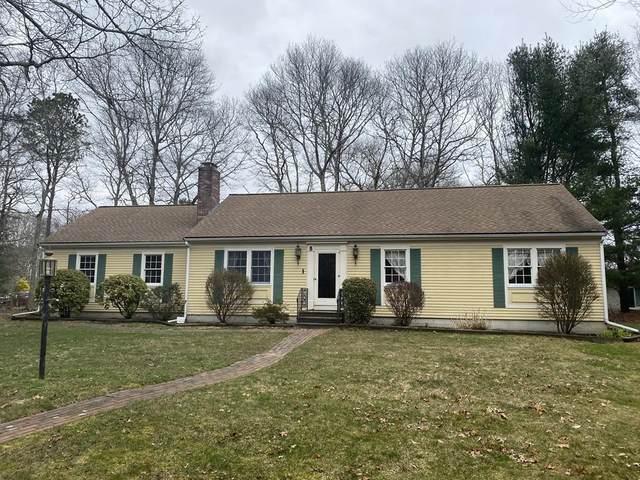 5 Greenview Circle, Sandwich, MA 02563 (MLS #72641414) :: Welchman Real Estate Group