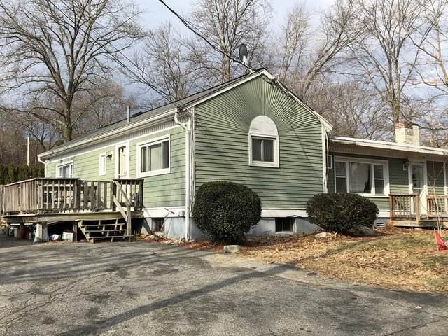 4 Arc Place #4, Littleton, MA 01460 (MLS #72641422) :: Welchman Real Estate Group
