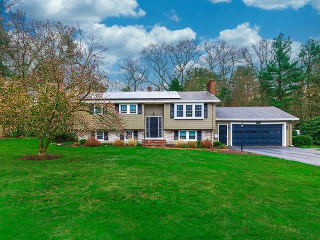 2 Priscilla Rd, Easton, MA 02375 (MLS #72641425) :: Welchman Real Estate Group