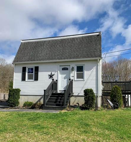 1 Rogers Ave, Taunton, MA 02780 (MLS #72641497) :: Kinlin Grover Real Estate
