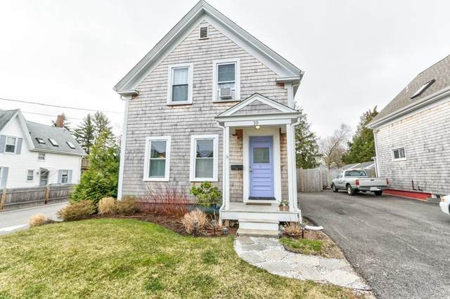 10 Hamilton St #10, Plymouth, MA 02360 (MLS #72641554) :: DNA Realty Group