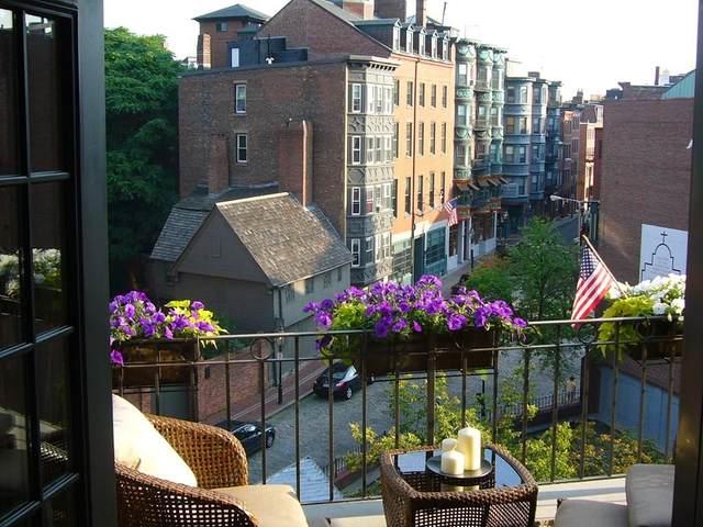 187 North Street #4, Boston, MA 02113 (MLS #72641615) :: Charlesgate Realty Group