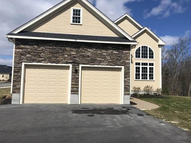 14 Fairway View Drive #14, Sutton, MA 01590 (MLS #72641623) :: Westcott Properties