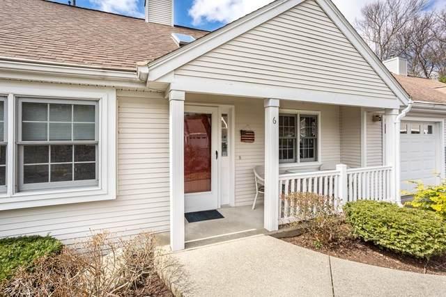 6 Stratton Drive #6, Shrewsbury, MA 01545 (MLS #72641624) :: The Duffy Home Selling Team