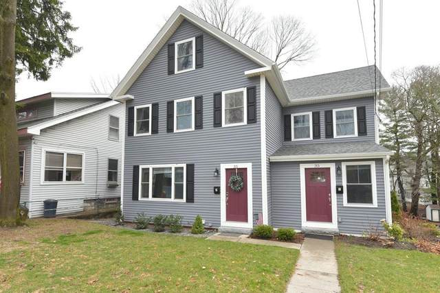 35 Pope St #1, Hudson, MA 01749 (MLS #72641638) :: The Duffy Home Selling Team