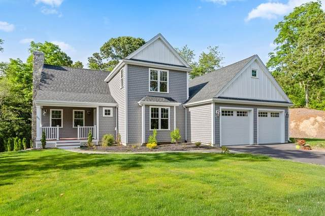 261 Old County Rd, Sandwich, MA 02537 (MLS #72641640) :: Conway Cityside