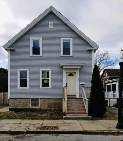 43 Ocean Street, New Bedford, MA 02740 (MLS #72641676) :: RE/MAX Vantage