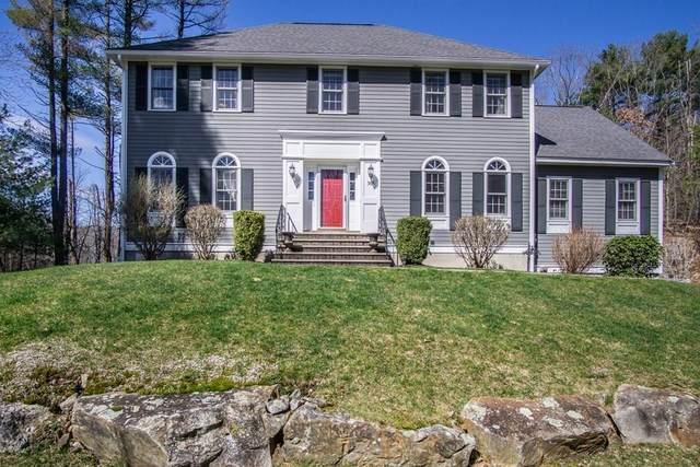 365 Blue Ridge Road, North Andover, MA 01845 (MLS #72641678) :: Berkshire Hathaway HomeServices Warren Residential