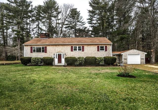 37 Cranberry Way, Marion, MA 02738 (MLS #72641682) :: RE/MAX Vantage