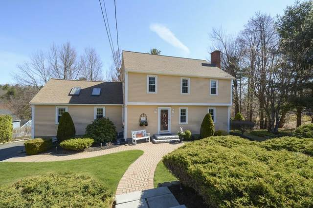 115 Constitution Dr, Leominster, MA 01453 (MLS #72641700) :: The Duffy Home Selling Team
