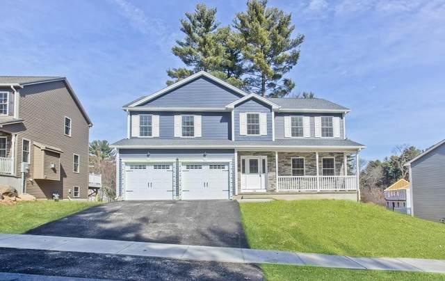 136 Barrington Drive, Springfield, MA 01129 (MLS #72641707) :: NRG Real Estate Services, Inc.