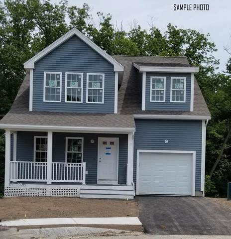 42 Denworth Bell Circle #42, Haverhill, MA 01835 (MLS #72641711) :: Exit Realty