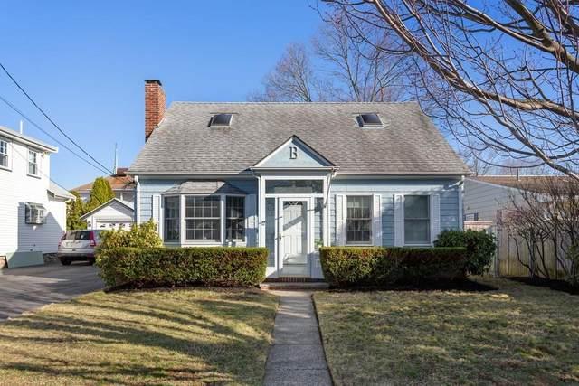 12 Flax Pond Terrace, Lynn, MA 01904 (MLS #72641726) :: Exit Realty