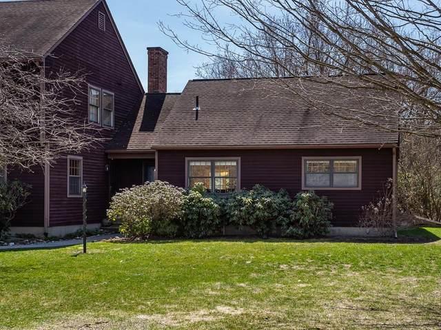 5 Heritage Way D, Deerfield, MA 01373 (MLS #72641727) :: The Duffy Home Selling Team