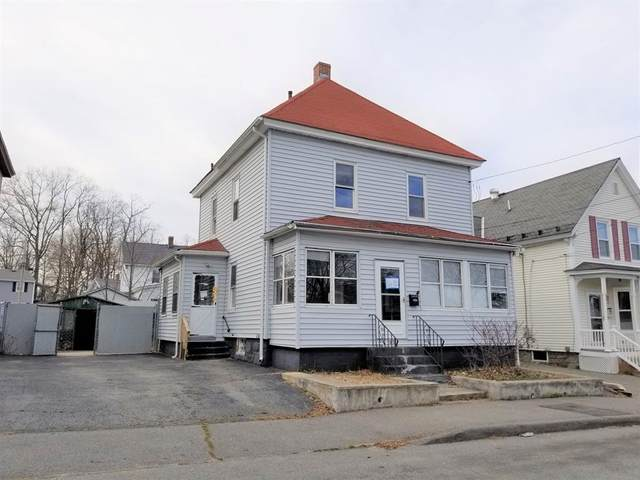 27 Houghton St, Lowell, MA 01851 (MLS #72641816) :: Conway Cityside