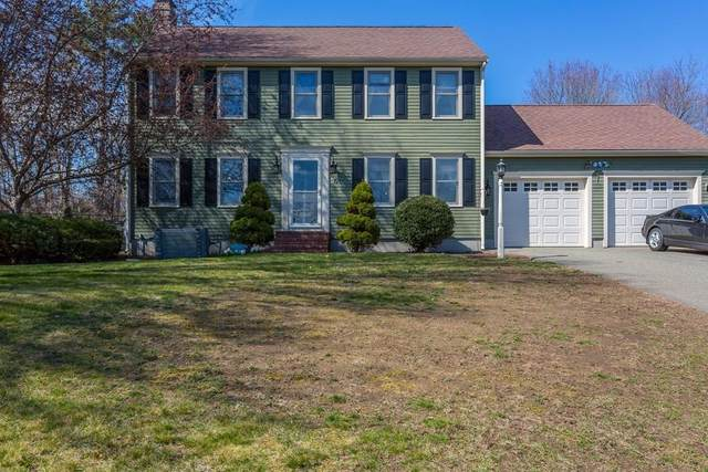 15 Paul Joseph Lane, Bridgewater, MA 02324 (MLS #72641856) :: Conway Cityside