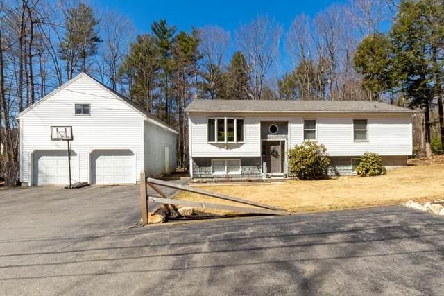 91 Dunn Rd, Ashburnham, MA 01430 (MLS #72641877) :: Spectrum Real Estate Consultants