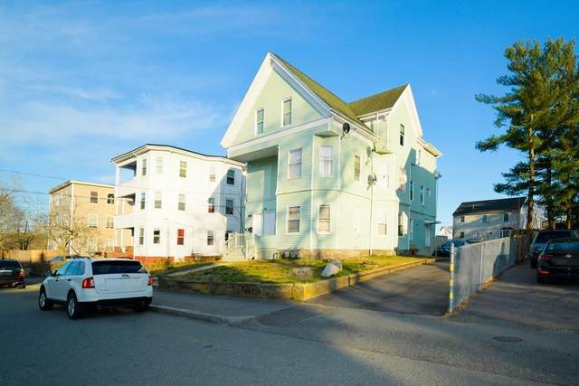 45 Field St, Brockton, MA 02301 (MLS #72641892) :: Conway Cityside
