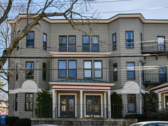 40 Rockview #1, Boston, MA 02130 (MLS #72641896) :: Conway Cityside