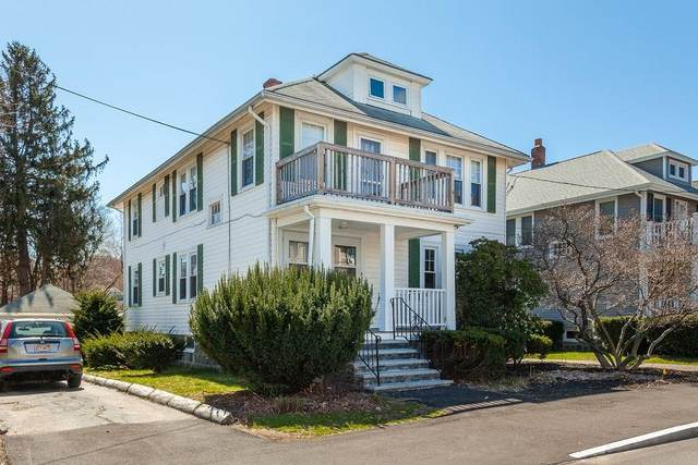 31 Lincoln St #1, Milton, MA 02186 (MLS #72641905) :: Trust Realty One