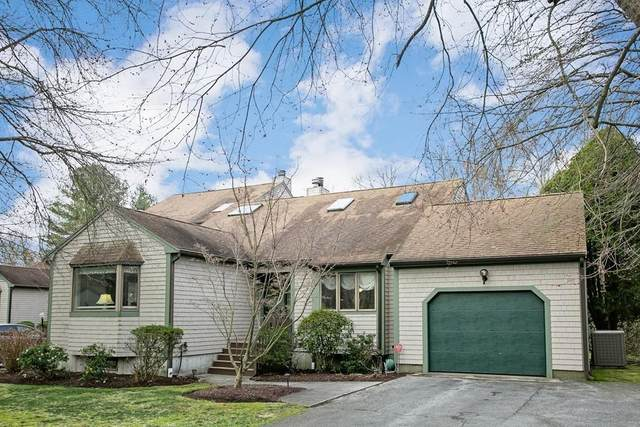 12 Country Way #12, Dartmouth, MA 02748 (MLS #72641912) :: The Gillach Group