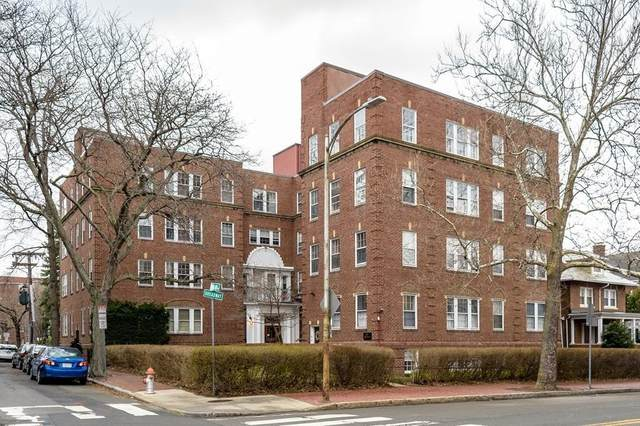 393 Broadway #1, Cambridge, MA 02139 (MLS #72641920) :: Boylston Realty Group