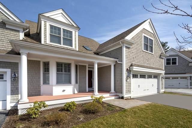 239 Washington #17, Norwell, MA 02061 (MLS #72641973) :: Charlesgate Realty Group