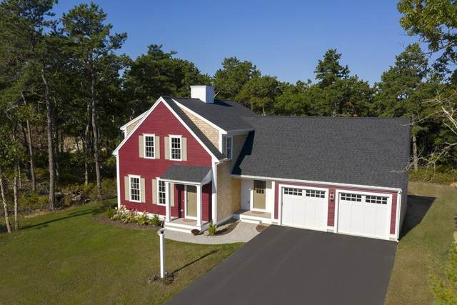 Lot 2 Crimson Way, Bridgewater, MA 02324 (MLS #72642006) :: Exit Realty