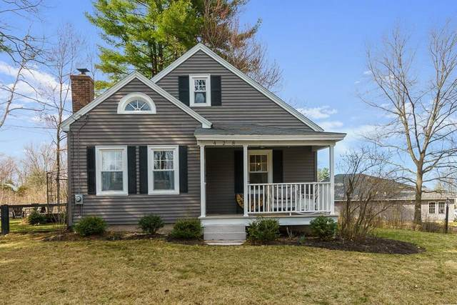428 Grant St, Leominster, MA 01453 (MLS #72642129) :: The Duffy Home Selling Team
