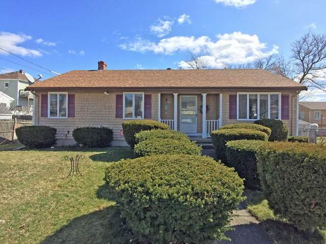 28 Dundee St, Fall River, MA 02721 (MLS #72642163) :: RE/MAX Vantage