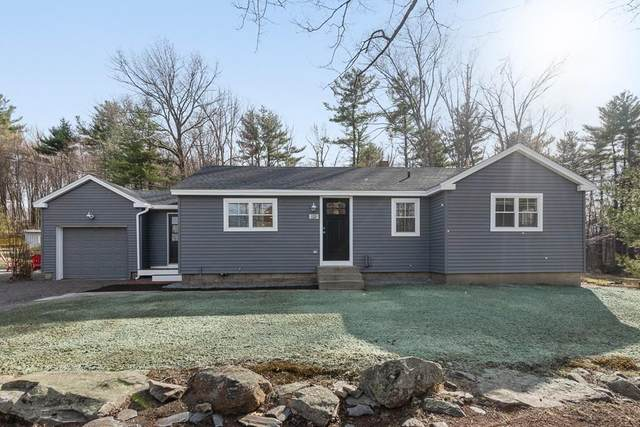 133 Kendall Hill Rd, Sterling, MA 01564 (MLS #72642165) :: The Duffy Home Selling Team