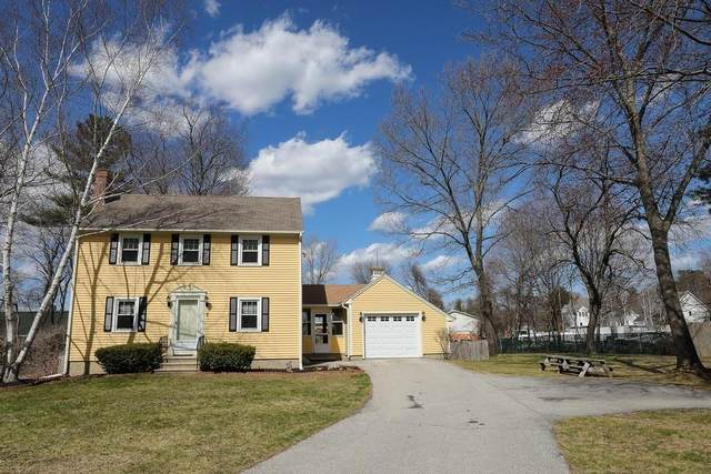 7 Cottage Lane, Amesbury, MA 01913 (MLS #72642168) :: DNA Realty Group
