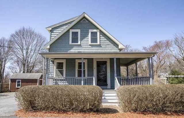 5 Talbot Avenue, Taunton, MA 02780 (MLS #72642232) :: RE/MAX Vantage