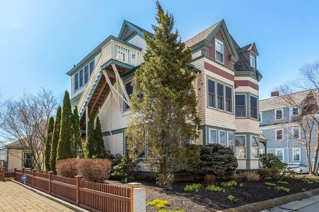 29 Lothrop St #2, Beverly, MA 01915 (MLS #72642241) :: DNA Realty Group