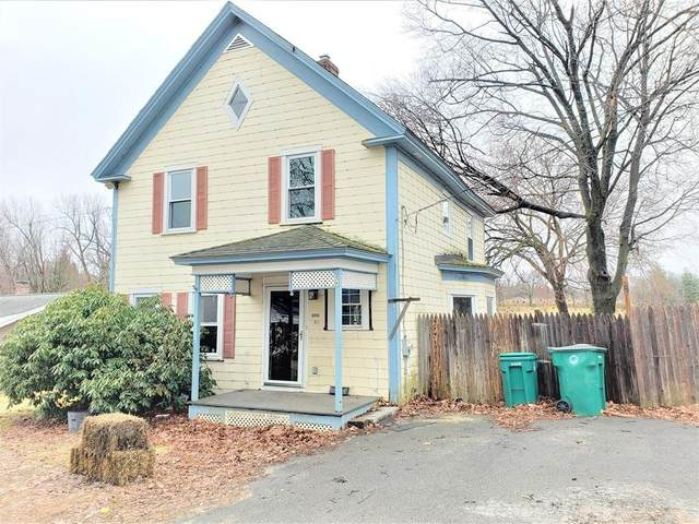 57 Clifton St, Fitchburg, MA 01420 (MLS #72642287) :: DNA Realty Group