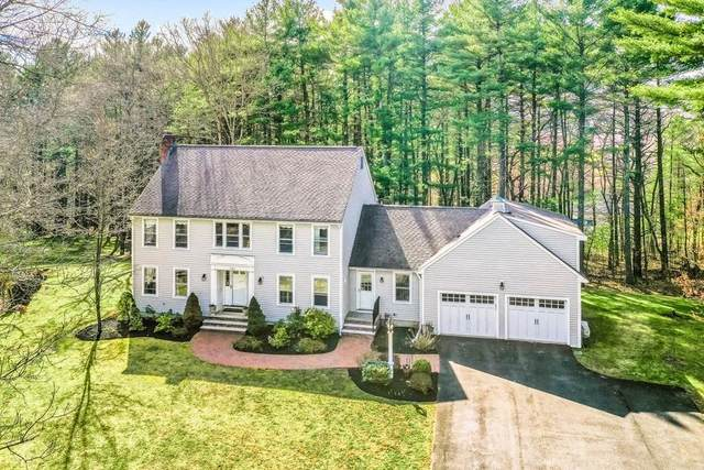 101 Spring Hill Rd, North Andover, MA 01845 (MLS #72642288) :: DNA Realty Group